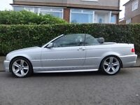 BMW 325 CI SPORT CONVERTIBLE ***WITH HARD TOP***