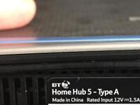 BT Home Hub 5 router Type A