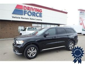 2016 Dodge Durango Limited All Wheel Drive - 37,325 KMs, 3.6L V6