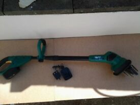 Used Black & Decker GXC1000 Garden Hoe