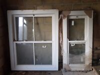 New two wooden windows for sale