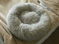 Plush Donut Pet Bed *New*