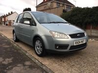Ford c max 2.0 tdci 6 speed manual
