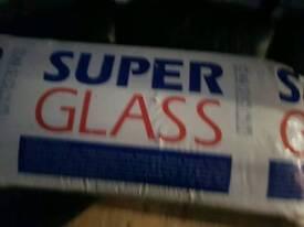 Super glass 140mm loft insulation