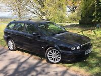 Jaguar X-Type Estate Full Service and new MOT