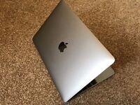 "Apple Macbook 2016 Retina 12"" Display - (Less Than 3 Months Old)"
