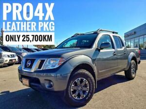 2016 Nissan Frontier PRO-4X Leather Pkg  FREE Delivery