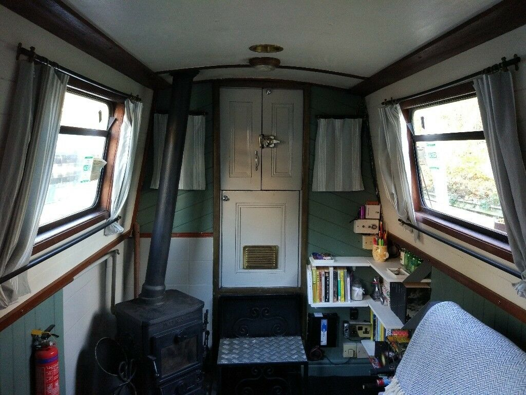 60ft Traditional Narrowboat for sale in East London.   in London ...