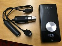 Apogee One Professional USB Interface