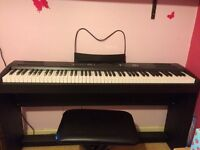 Bentley Electric Piano. Full size.