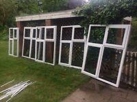 6 Rehau Pvcu Window Frames - Smooth White