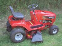 Murray 125/96 ride on mower