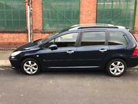 Peugeot 307 sw 7 seater hdi