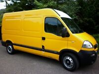 MAN & VAN REMOVALS & COURIER SERVICE