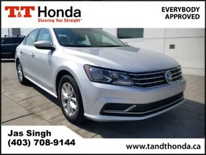 2017 Volkswagen Passat Trendline Plus* Local Car, Rear Camera, B