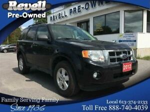2012 Ford Escape XLT  *1-owner    NEW TIRES