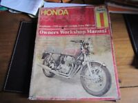 HONDA 750 FOURS HAYNES MANUAL