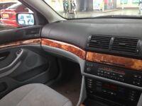 BMW 520i 2.0 petrol / lpg