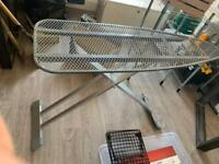 Ironing board no cover