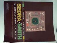 MICROELECTRONIC CIRCUITS by Sedra Smith, 6th Edition