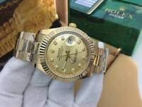 Rolex Datejust 2 Champagne Dial