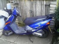 Honda Lead 100cc. Lovely scooter for commuting. M.O.T new yesterday 23/02/17. cheap insurance.