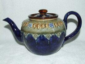 Teapot, Sugar Bowl and Jug set