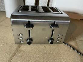4 slice toasters