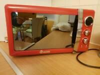 Red swan kitchen set