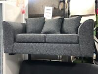 Sofa Grey 3+2 Seater - Collection / Delivery Available