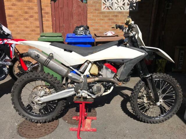Husqvarna TC 449 Moto cross bike  | in Beverley, East Yorkshire | Gumtree