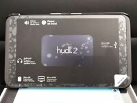 Tesco Hudl2 Tablet - Little used and like new - Including flip case - Boxed