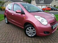 2009 Suzuji Alto 1.0 GLSZ4 5 door, £20 Road Tax, Mot Sept'17 76K miles, 12 mth Warranty Available