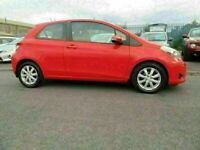 2012 NEW MODEL TOYOTA YARIS DIESEL