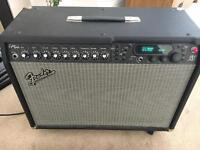 RARE Fender Cyber Twin Amp and Foot Controller
