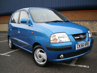 **Hyundai Amica 1.1 CDX 5dr**EXCELLENT CONDITION, 12 MONTHS MOT, 3 MONTHS WARRANTY INCLUDED**