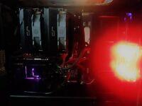 1.5 Month Old High End Gaming / Editing PC AMD Ryzen 7 1800X GeForce GTX 1060 6GB Corsair 32 GB 3000