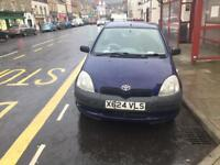 Toyota Yaris 1.0 for spair or repair