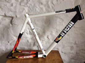 Cinelli Vigorelli HSL track frameset. Brand new and boxed.