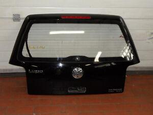 VW Lupo 6X Heckklappe, Farbcode L041schwarz brilliant