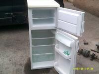 zanussi fridge freezer
