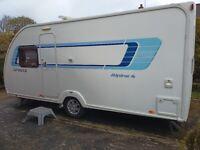4 Berth 2013 Alpine 4 Sprite Touring Caravan