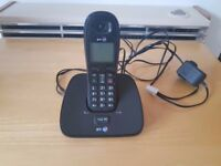 BT 1000 Single Cordless Telephone