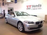 2012 BMW 535i xDrive 12*Leather, Sunroof, Rearview Cam*
