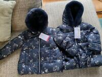 Toddler winter coat