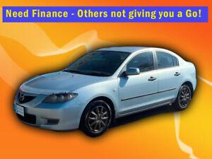 Mazda 3  - Don't be let down - We do the Finance!  - $200 Deposit Mount Gravatt Brisbane South East Preview