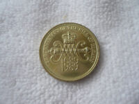 £2 COIN TERCENTENARY OF THE BILL OF RIGHTS