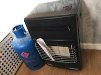 Delonghi Calor Gas Heater Avanti With Gas
