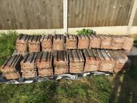 180 Used Redland 49 roof tiles
