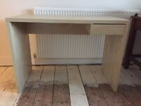 Ikea desk/ dressing table